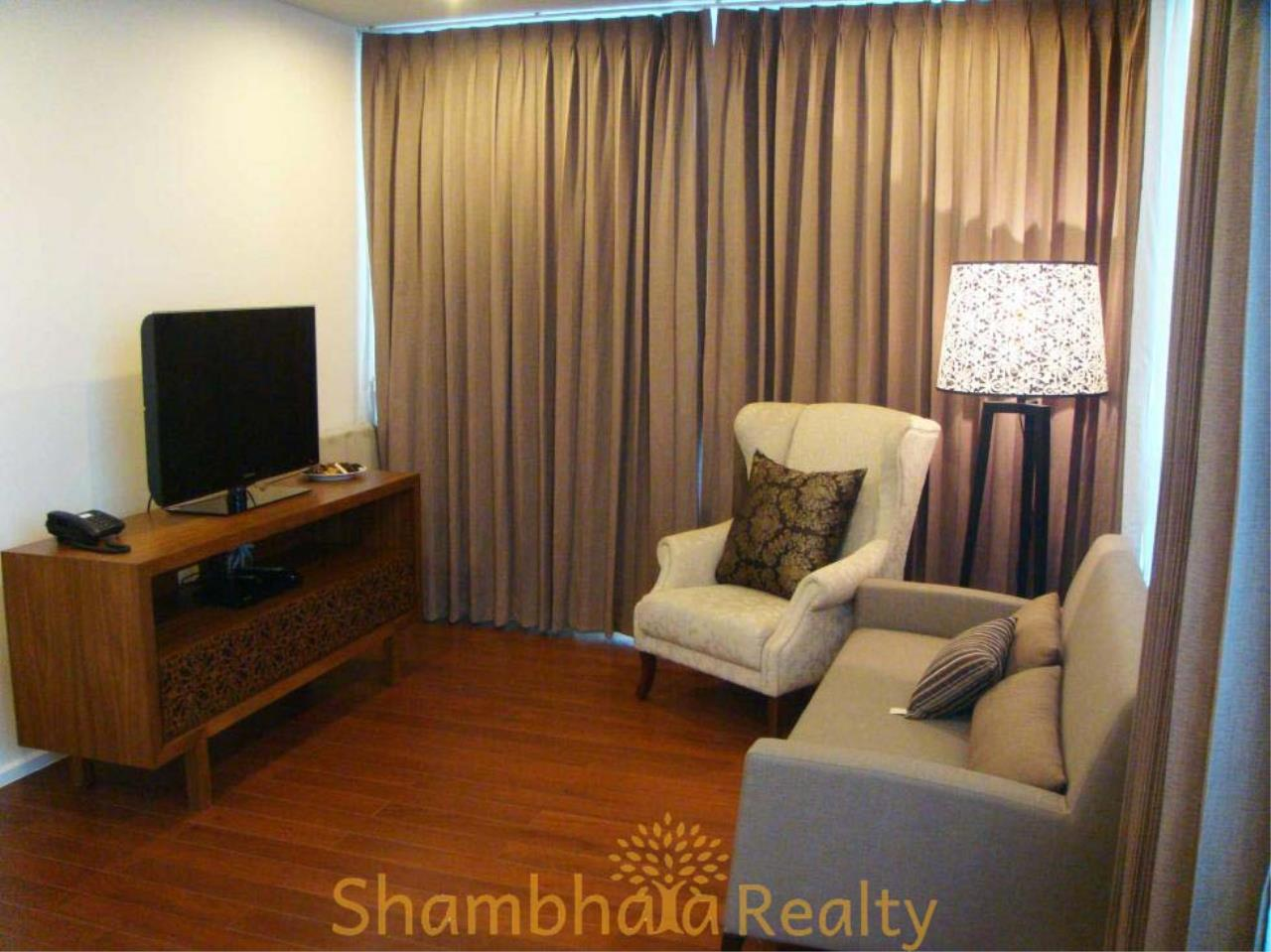 Shambhala Realty Agency's Wind Sukhumvit 23 Condominium for Rent in Sukhumvit 23 2