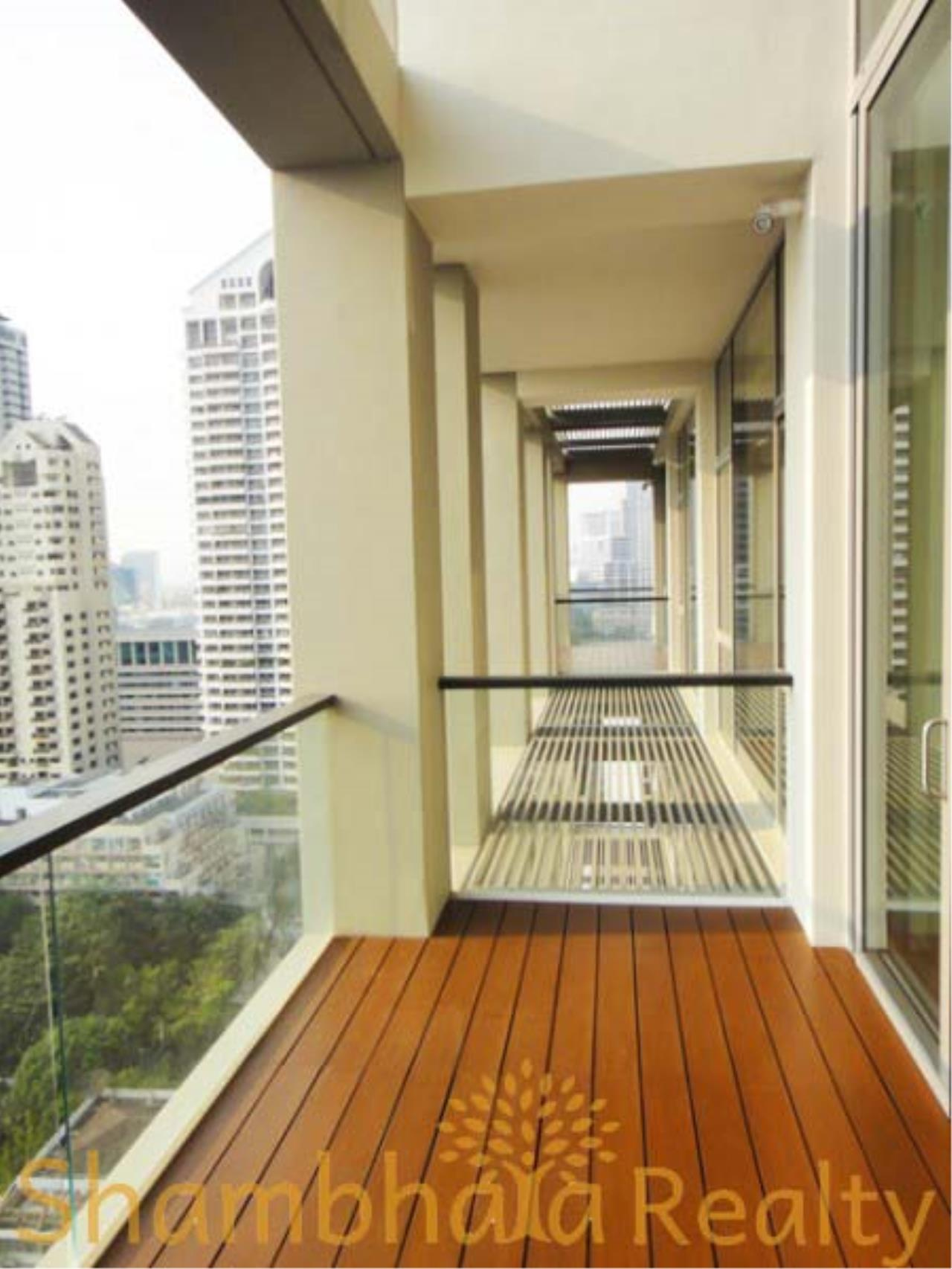 Shambhala Realty Agency's The Sukhothai Residences Condominium for Rent in Soi Nantha - Mozart 6