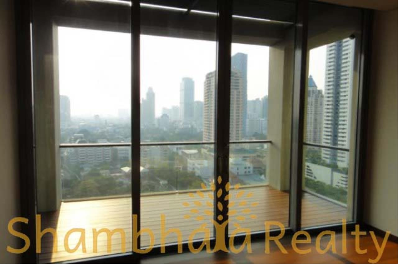 Shambhala Realty Agency's The Sukhothai Residences Condominium for Rent in Soi Nantha - Mozart 1