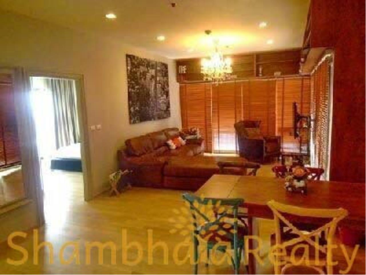 Shambhala Realty Agency's Noble Reveal Condominium for Rent in Sukhumvit 63 3