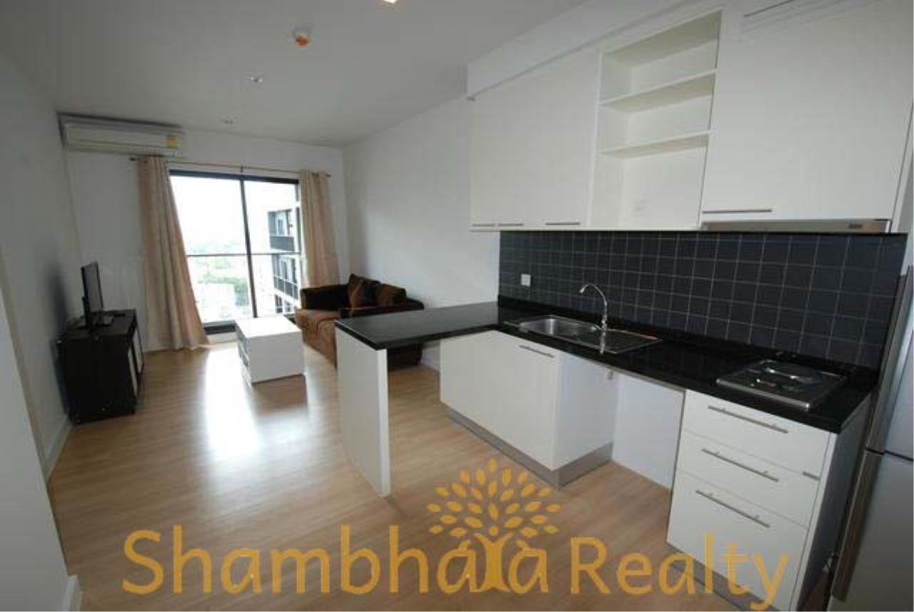 Shambhala Realty Agency's The Seed Mingle Condominium for Rent in Soi Suan Plu 7