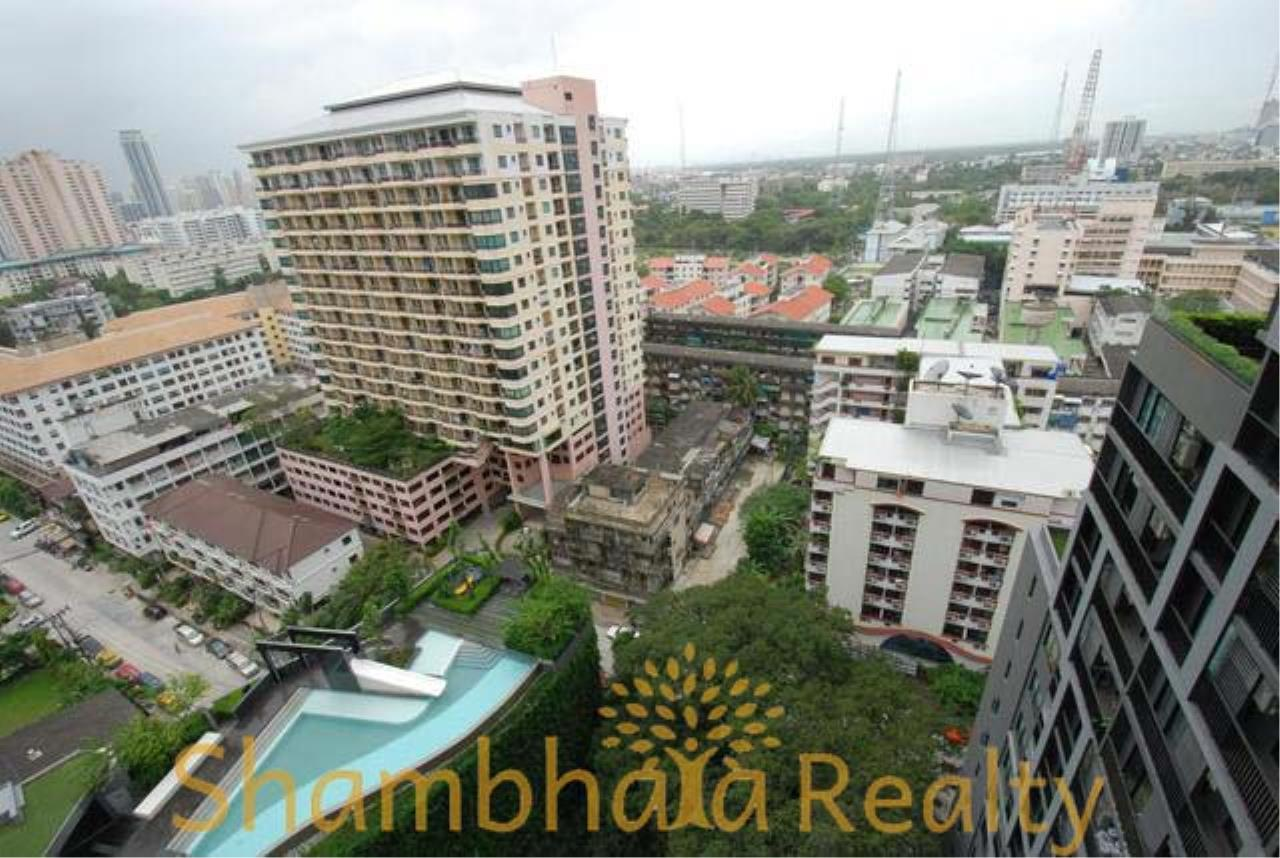 Shambhala Realty Agency's The Seed Mingle Condominium for Rent in Soi Suan Plu 3