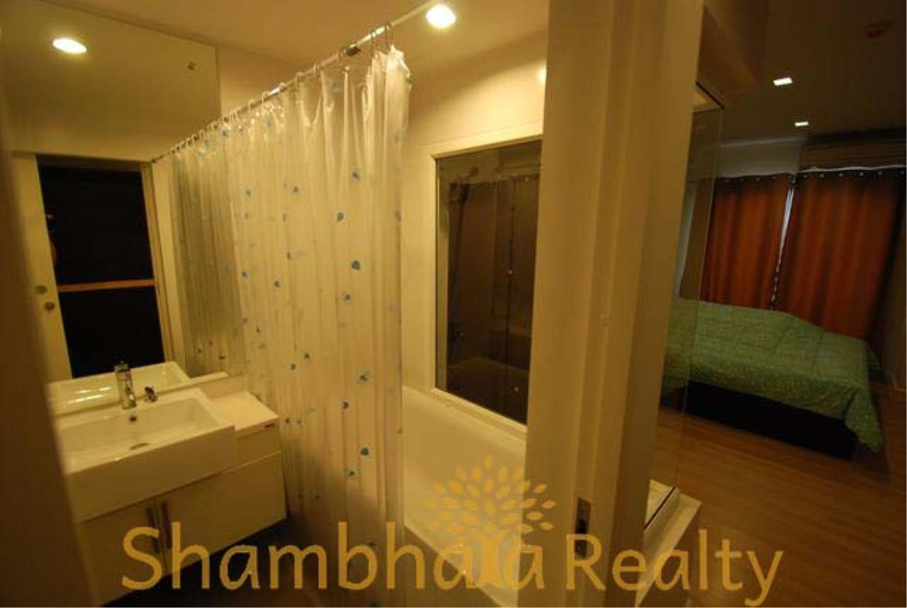 Shambhala Realty Agency's The Seed Mingle Condominium for Rent in Soi Suan Plu 1
