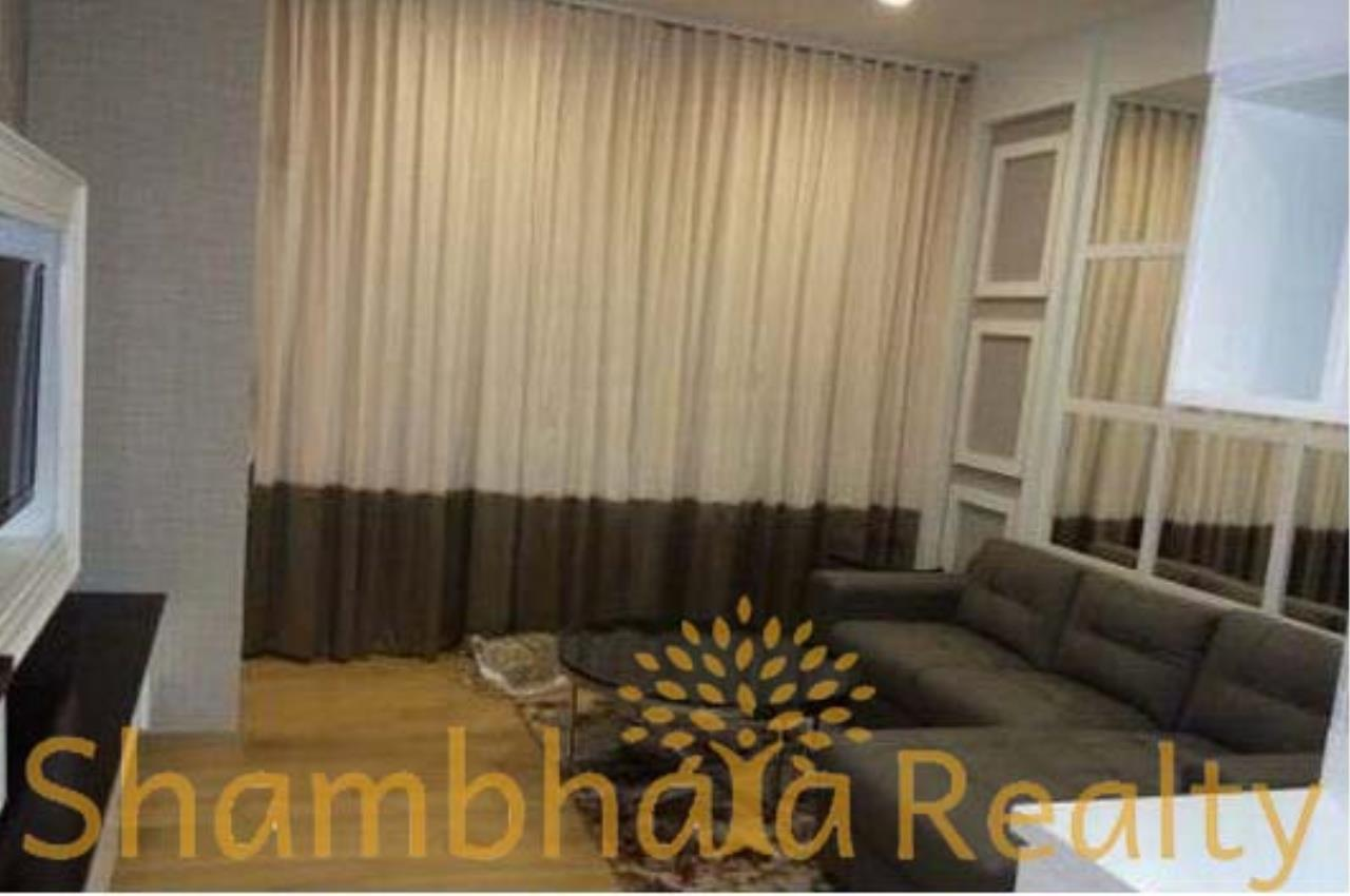 Shambhala Realty Agency's Noble Revent Condominium for Rent in Phayathai 4