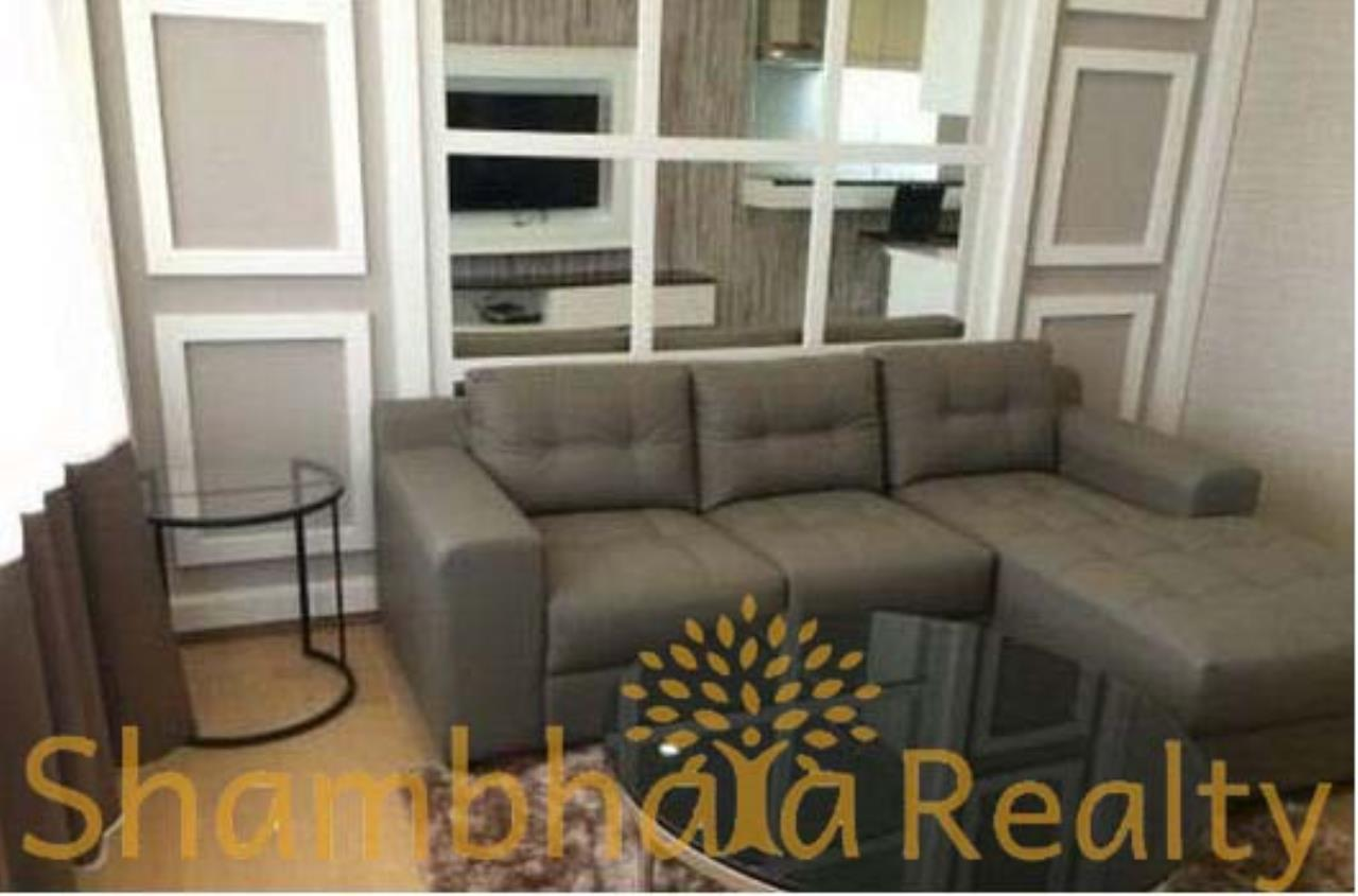 Shambhala Realty Agency's Noble Revent Condominium for Rent in Phayathai 3