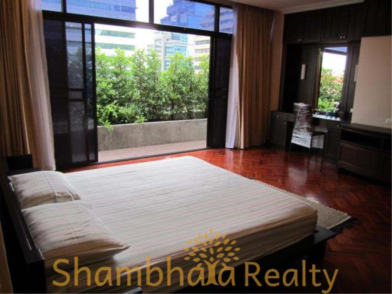 Shambhala Realty Agency's NL Residence Condominium for Rent in Sukhumvit 21 4