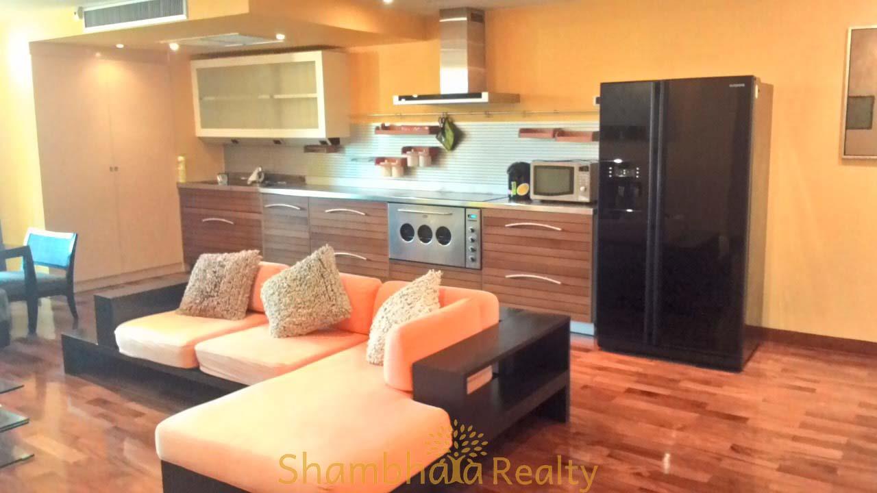 Shambhala Realty Agency's Urbana Langsuan Condominium for Rent in Langsuan 7