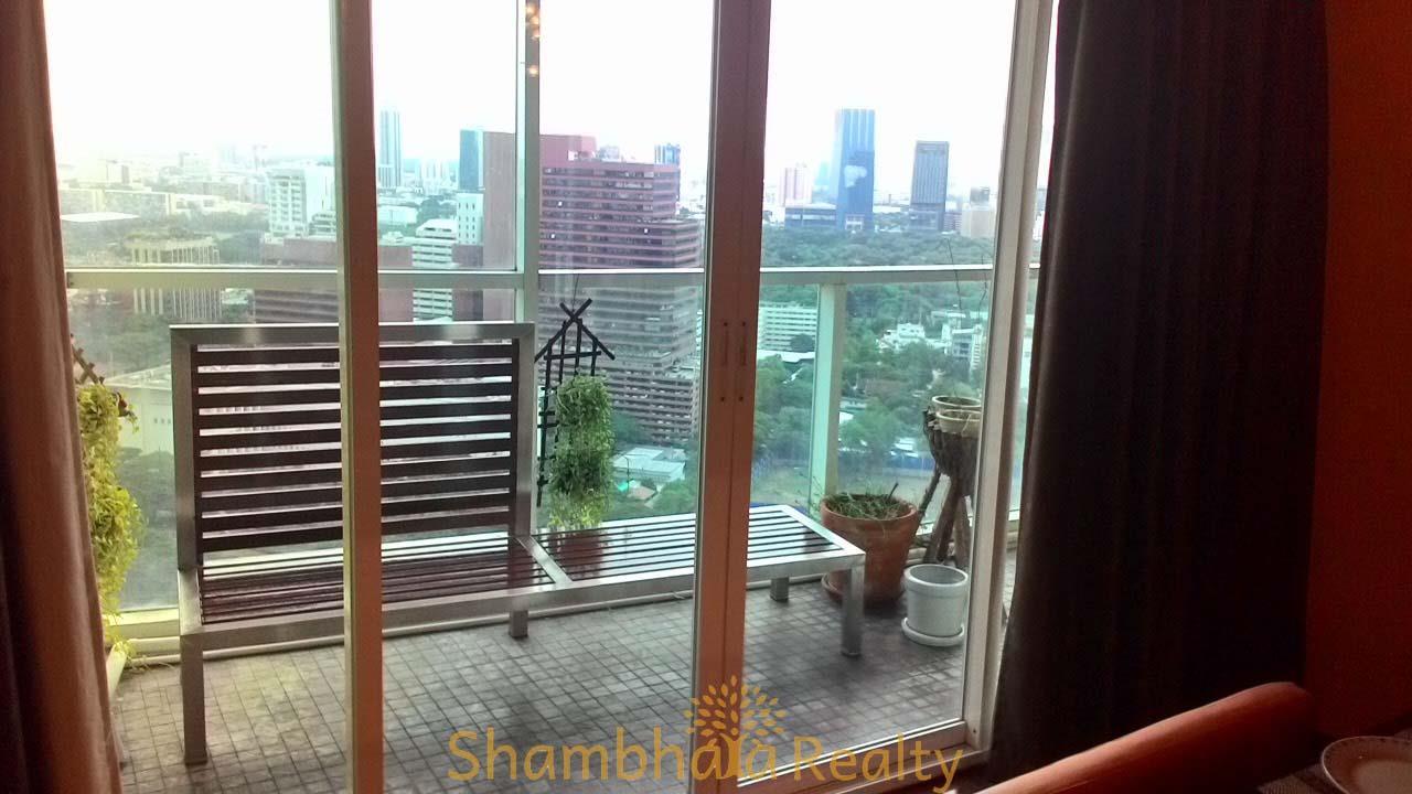 Shambhala Realty Agency's Urbana Langsuan Condominium for Rent in Langsuan 9