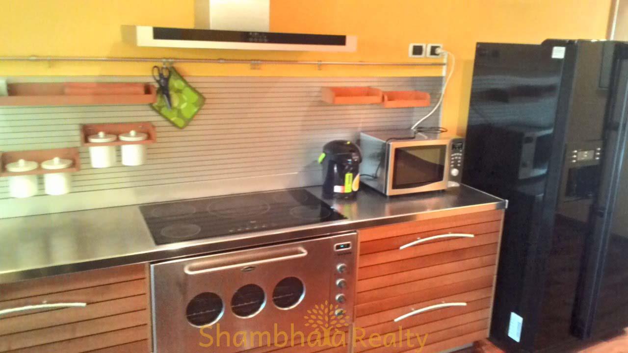Shambhala Realty Agency's Urbana Langsuan Condominium for Rent in Langsuan 4