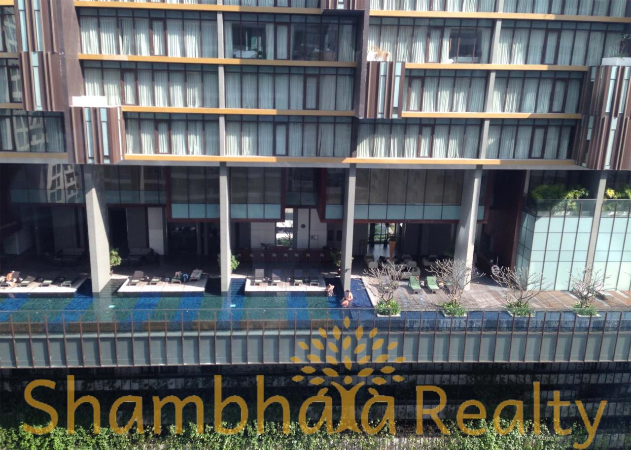 Shambhala Realty Agency's The Rajdamri Condominium for Rent in MahadlekLung 2 4