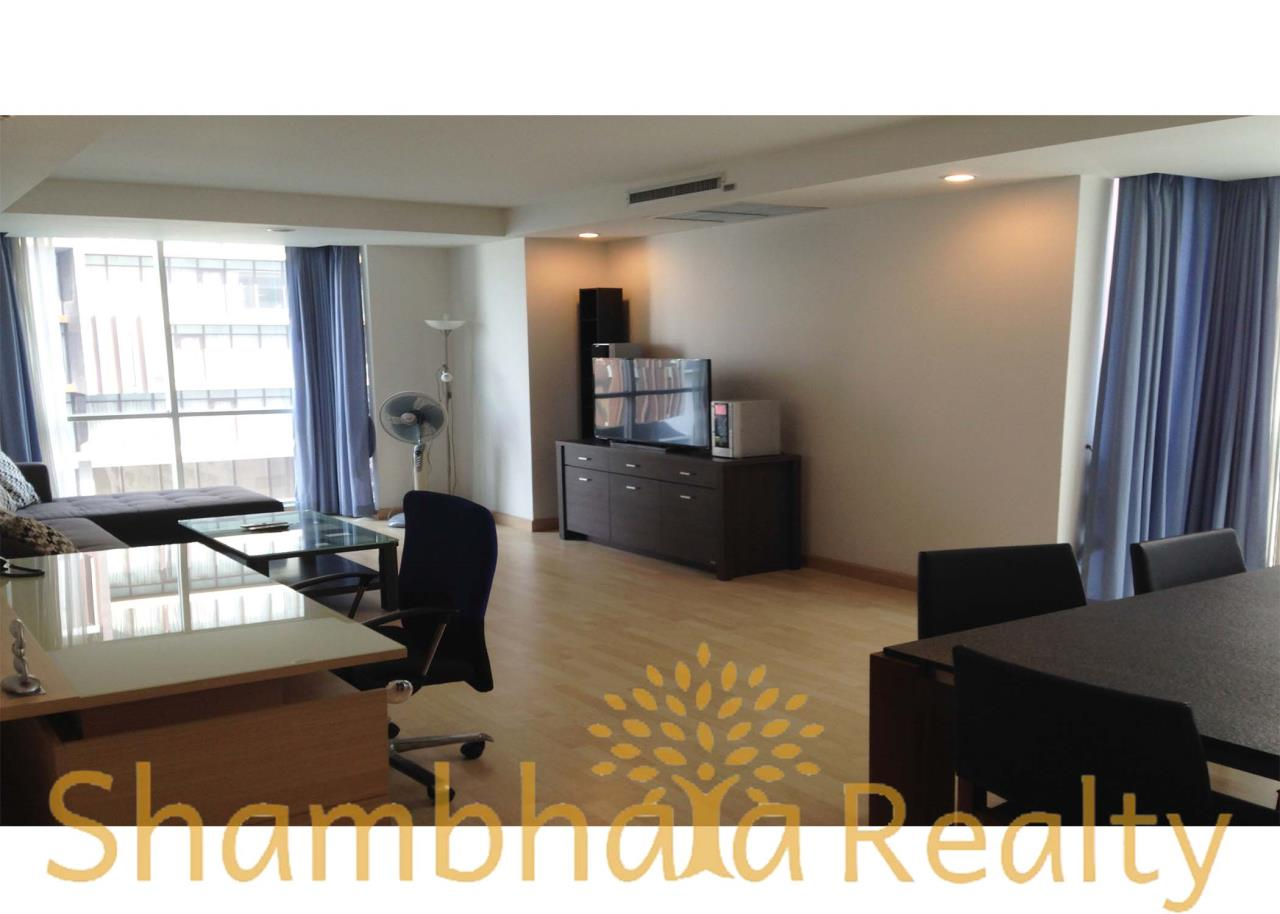Shambhala Realty Agency's The Rajdamri Condominium for Rent in MahadlekLung 2 3