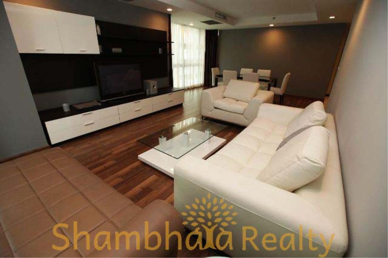 Shambhala Realty Agency's The Rajdamri Condominium for Rent in MahadlekLung 2 5