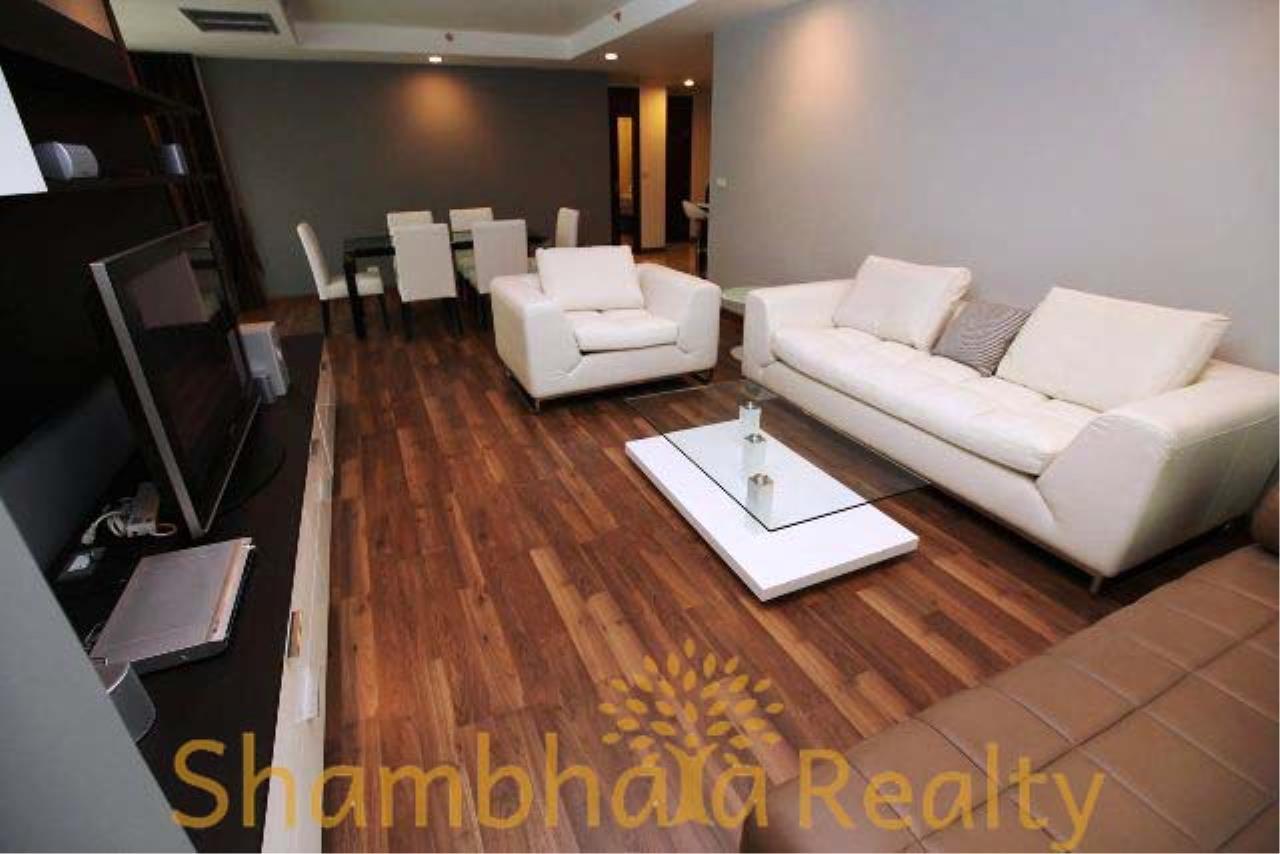 Shambhala Realty Agency's The Rajdamri Condominium for Rent in MahadlekLung 2 6