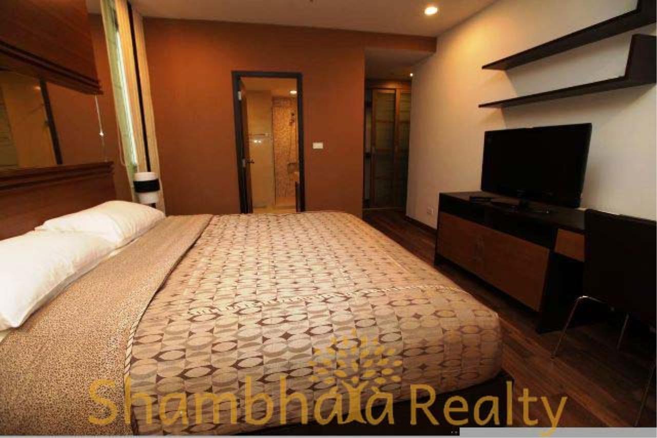Shambhala Realty Agency's The Rajdamri Condominium for Rent in MahadlekLung 2 3