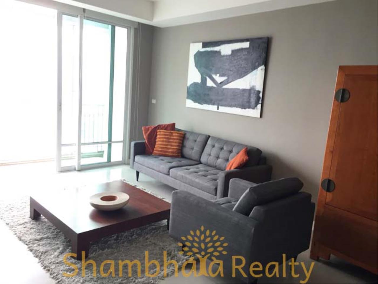 Shambhala Realty Agency's Baan Rajprasong Condominium for Rent in MahadlekLung 2 4