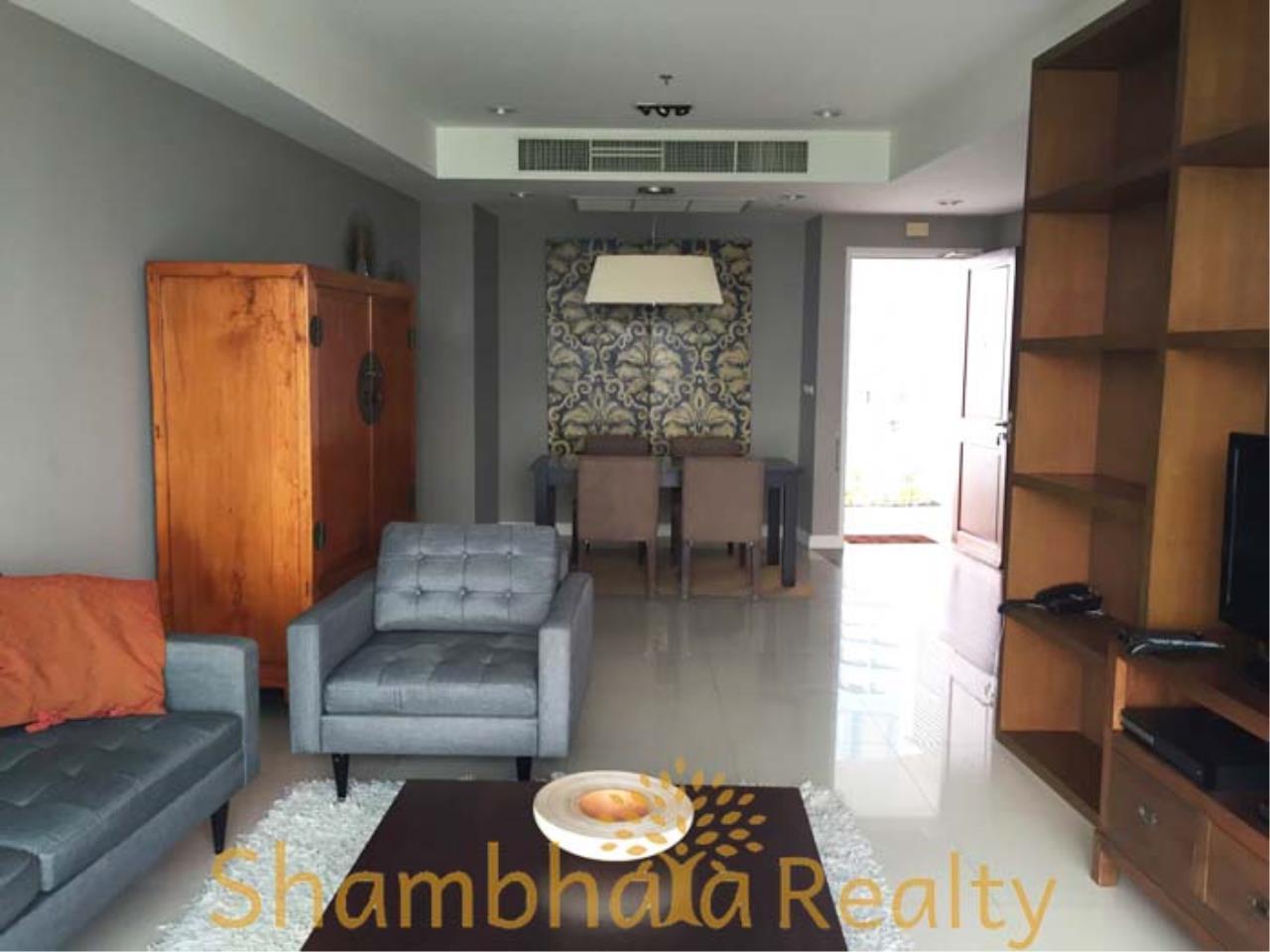 Shambhala Realty Agency's Baan Rajprasong Condominium for Rent in MahadlekLung 2 3