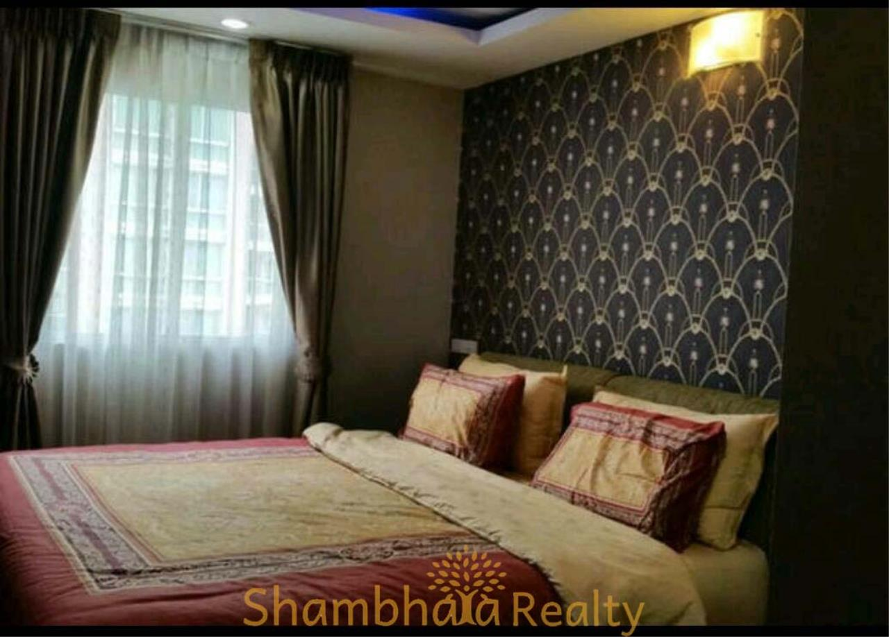 Shambhala Realty Agency's Belle Park Condominium for Rent in Narathiwas 24 5
