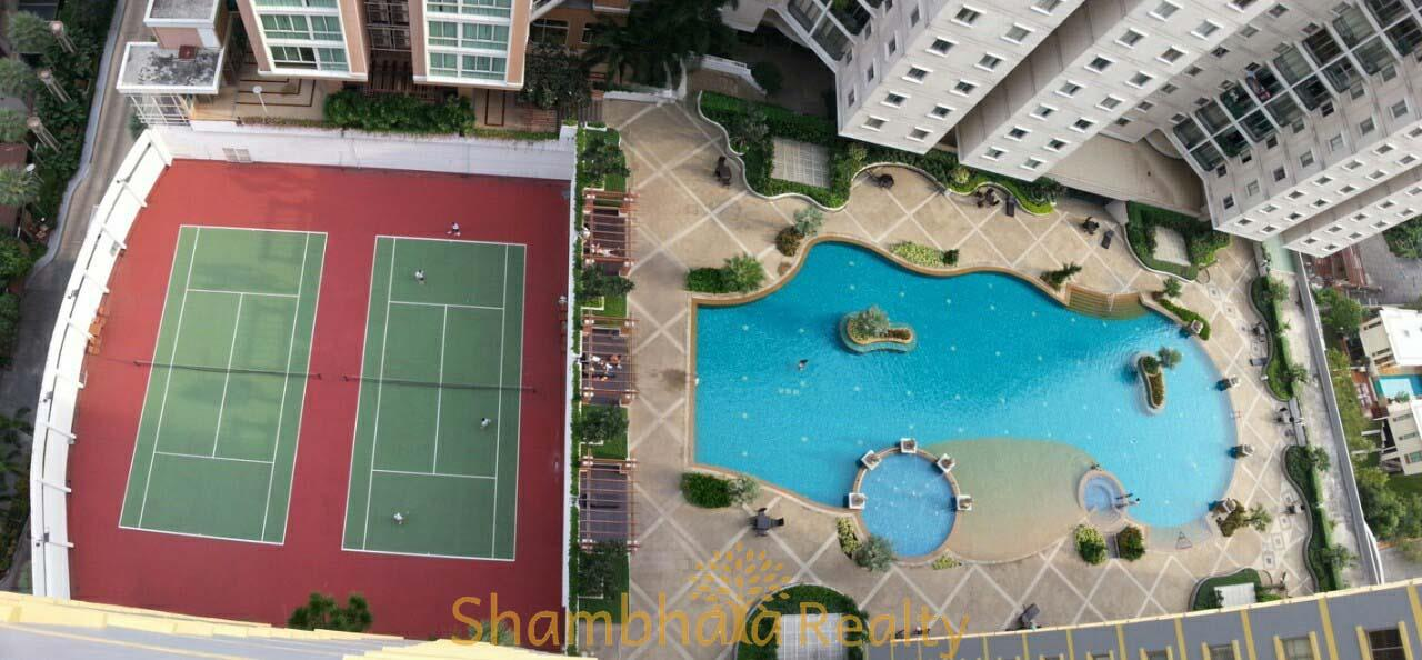 Shambhala Realty Agency's Belle Park Condominium for Rent in Narathiwas 24 10