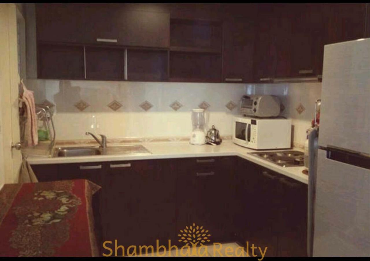 Shambhala Realty Agency's Belle Park Condominium for Rent in Narathiwas 24 2