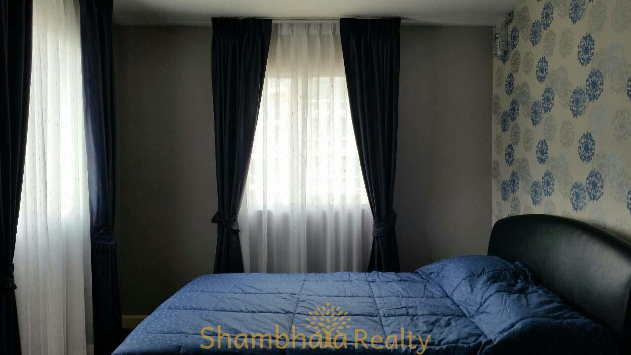 Shambhala Realty Agency's Belle Park Condominium for Rent in Narathiwas 24 1