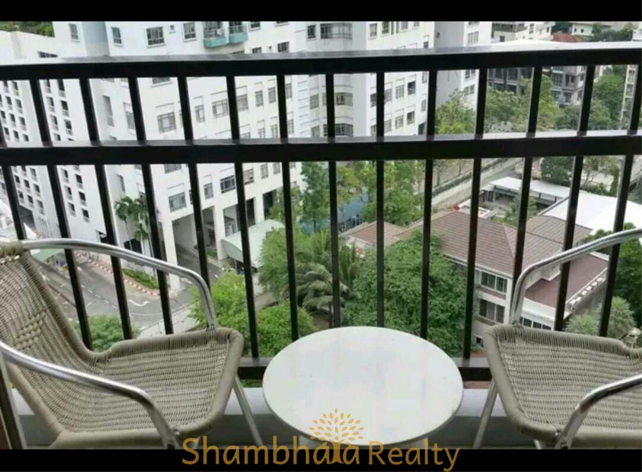 Shambhala Realty Agency's Belle Park Condominium for Rent in Narathiwas 24 3