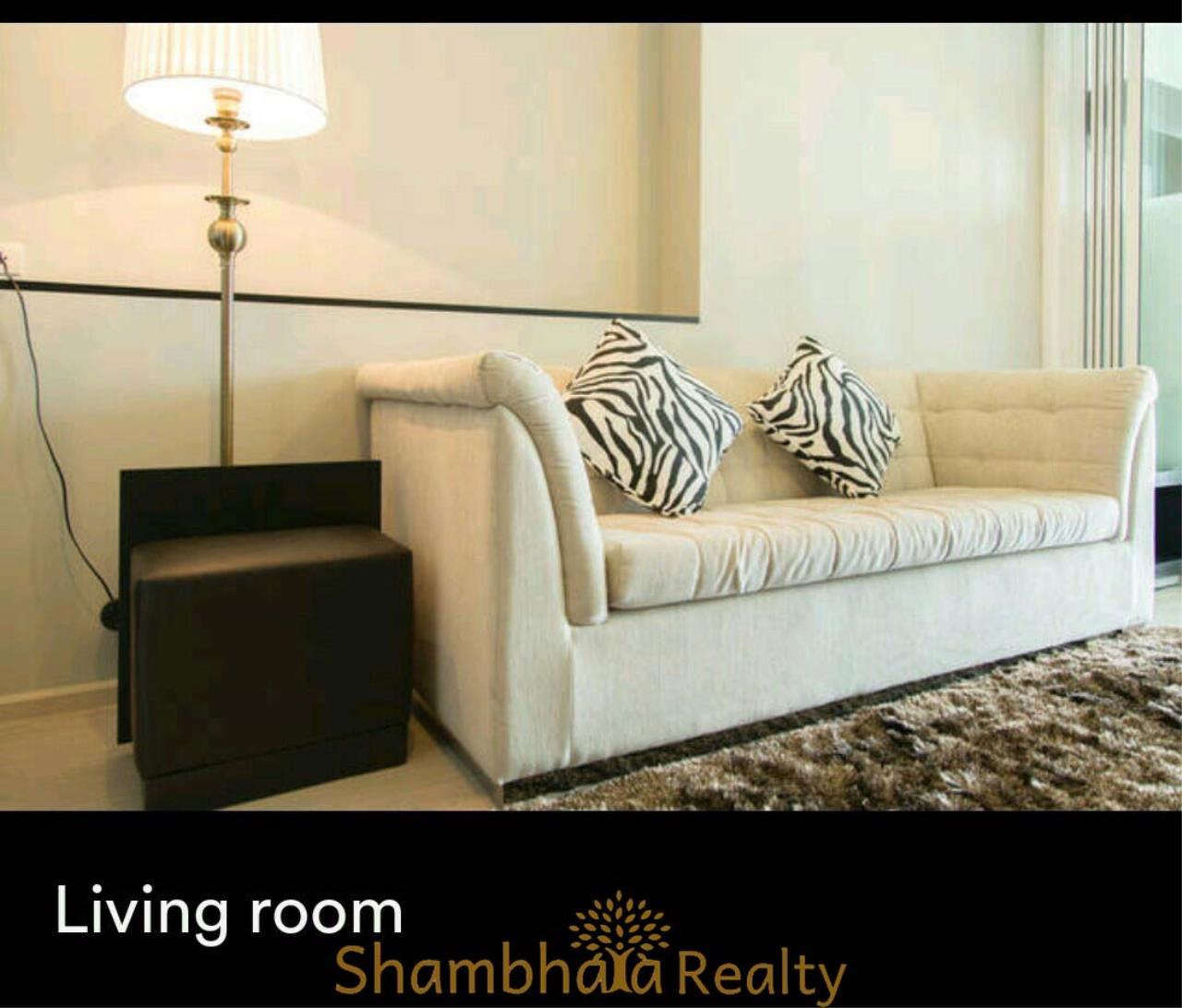 Shambhala Realty Agency's Rhythm 44/1  Condominium for Rent in Sukhumvit 44/1 3