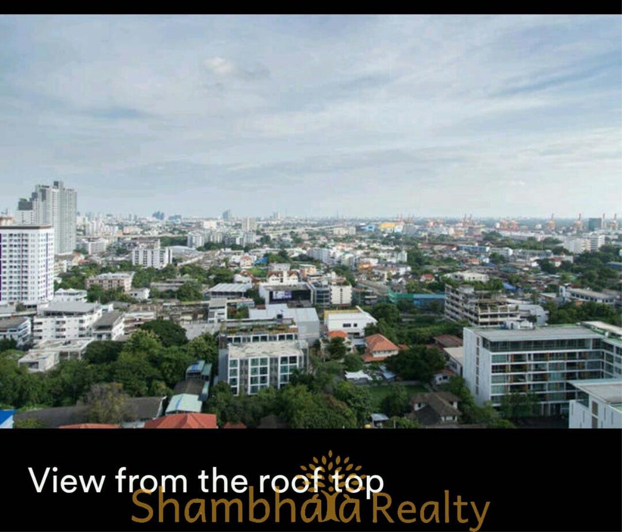 Shambhala Realty Agency's Rhythm 44/1  Condominium for Rent in Sukhumvit 44/1 12
