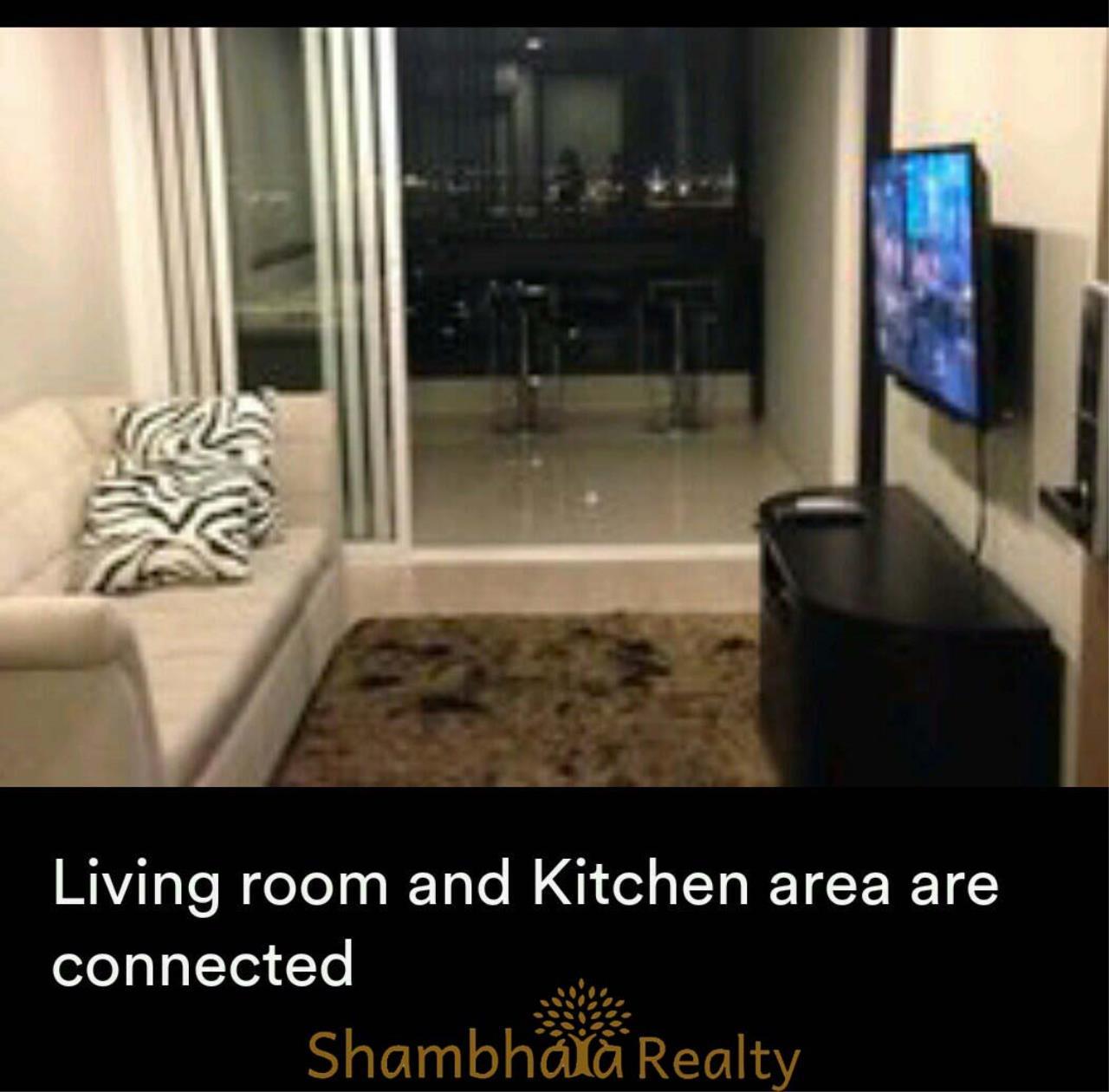 Shambhala Realty Agency's Rhythm 44/1  Condominium for Rent in Sukhumvit 44/1 7