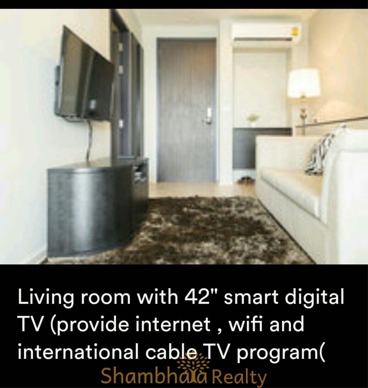 Shambhala Realty Agency's Rhythm 44/1  Condominium for Rent in Sukhumvit 44/1 2