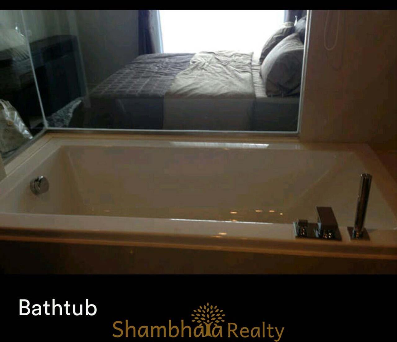 Shambhala Realty Agency's Rhythm 44/1  Condominium for Rent in Sukhumvit 44/1 13