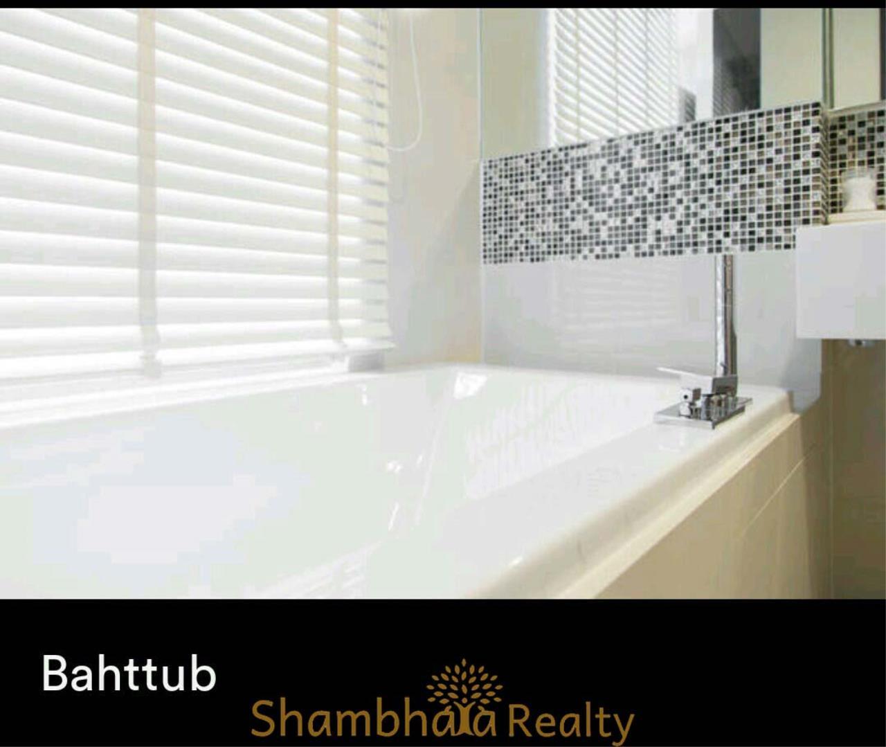 Shambhala Realty Agency's Rhythm 44/1  Condominium for Rent in Sukhumvit 44/1 9