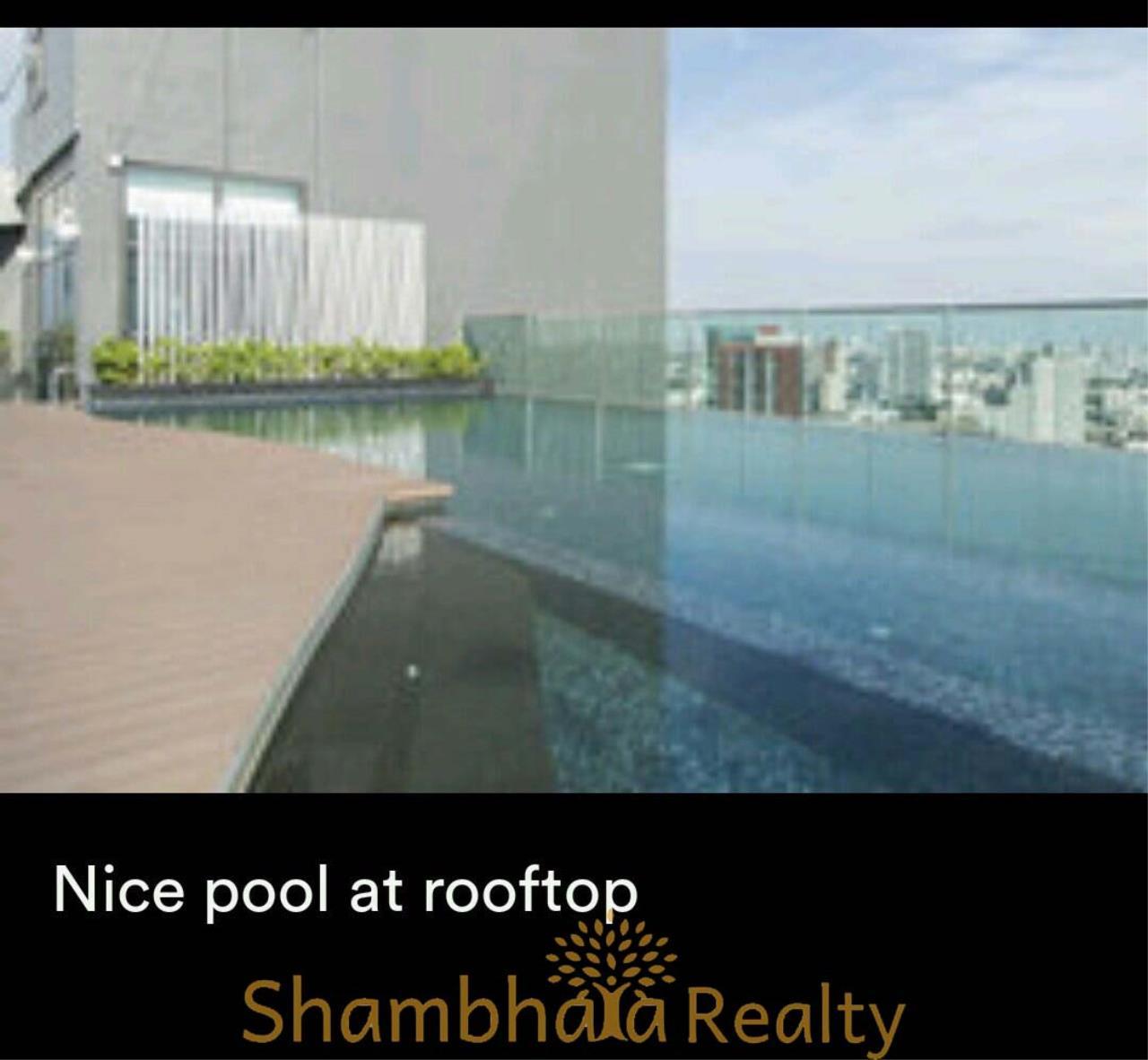 Shambhala Realty Agency's Rhythm 44/1  Condominium for Rent in Sukhumvit 44/1 8