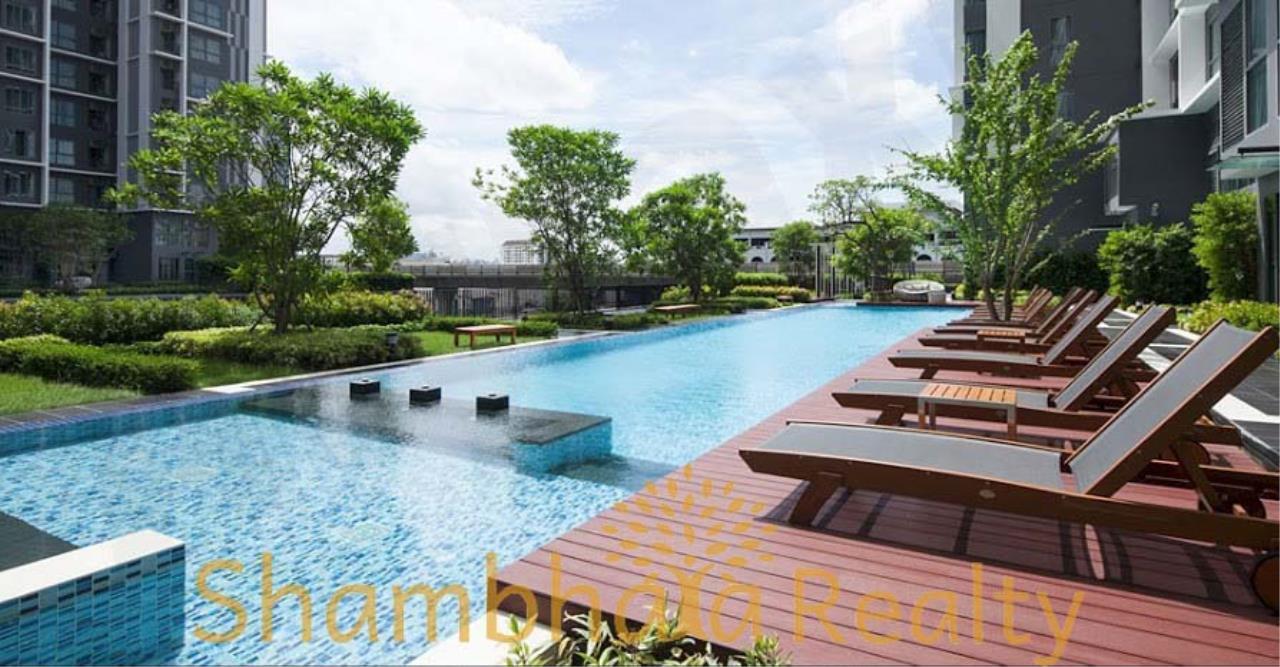 Shambhala Realty Agency's Ideo Mobi Sukhumvit 50 Condominium for Sale in Sukhumvit 50 19
