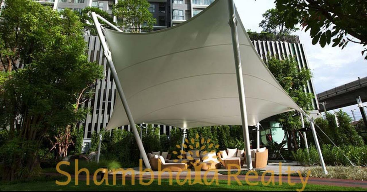 Shambhala Realty Agency's Ideo Mobi Sukhumvit 50 Condominium for Sale in Sukhumvit 50 18