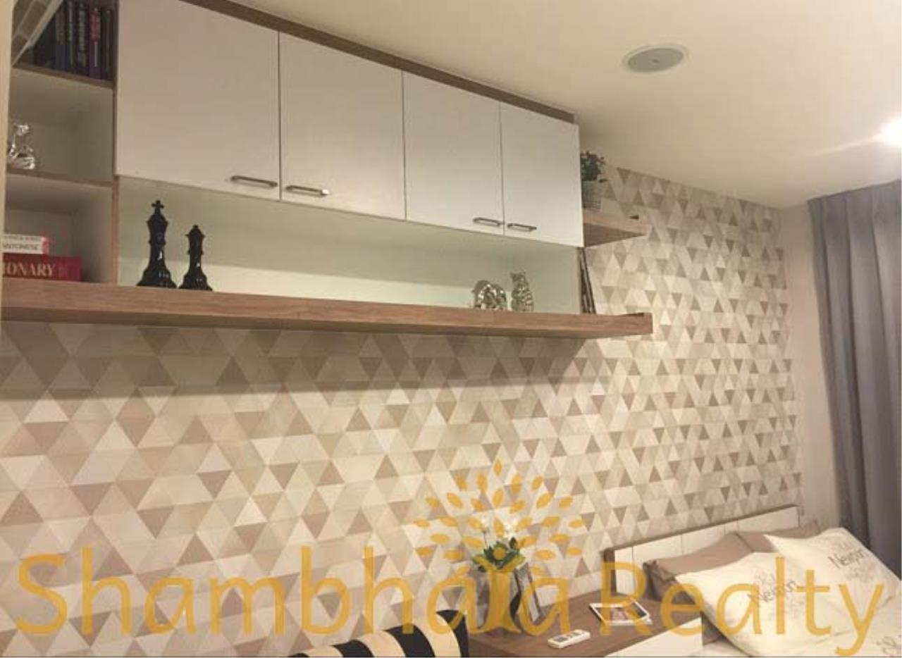 Shambhala Realty Agency's Ideo Mobi Sukhumvit 50 Condominium for Sale in Sukhumvit 50 12