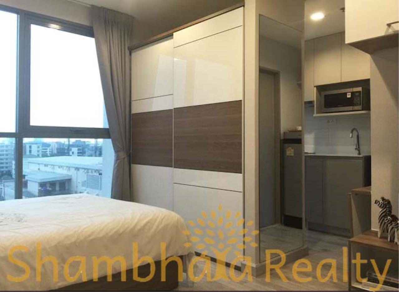 Shambhala Realty Agency's Ideo Mobi Sukhumvit 50 Condominium for Sale in Sukhumvit 50 10