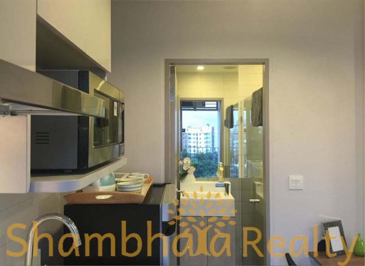 Shambhala Realty Agency's Ideo Mobi Sukhumvit 50 Condominium for Sale in Sukhumvit 50 16