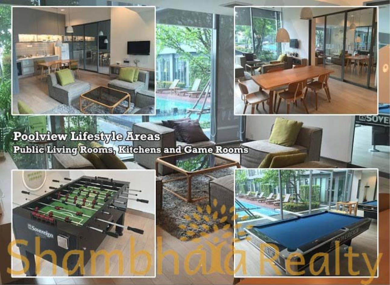 Shambhala Realty Agency's Ideo Mobi Sukhumvit 50 Condominium for Sale in Sukhumvit 50 9
