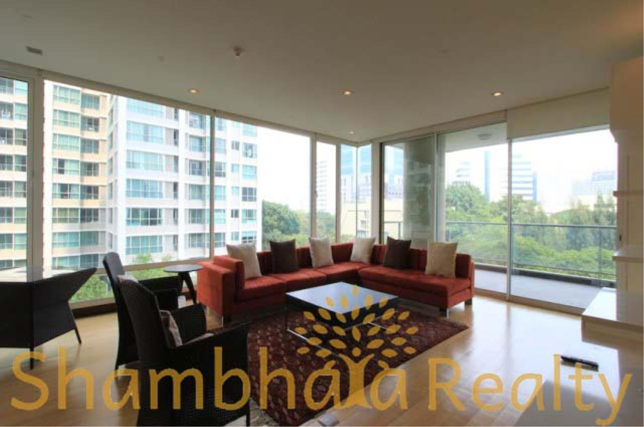 Shambhala Realty Agency's The Park Chitlom Condominium for Rent in Somkid ( Soi Central Chitlom ) 6