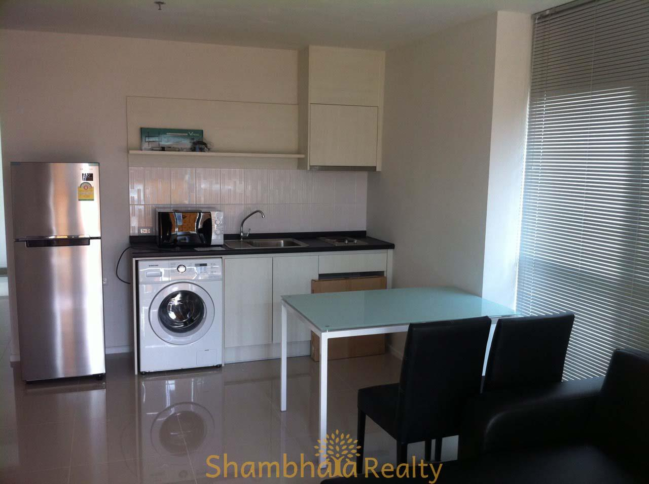 Shambhala Realty Agency's Aspire Rama 9 Condominium for Rent in Rama 9 5