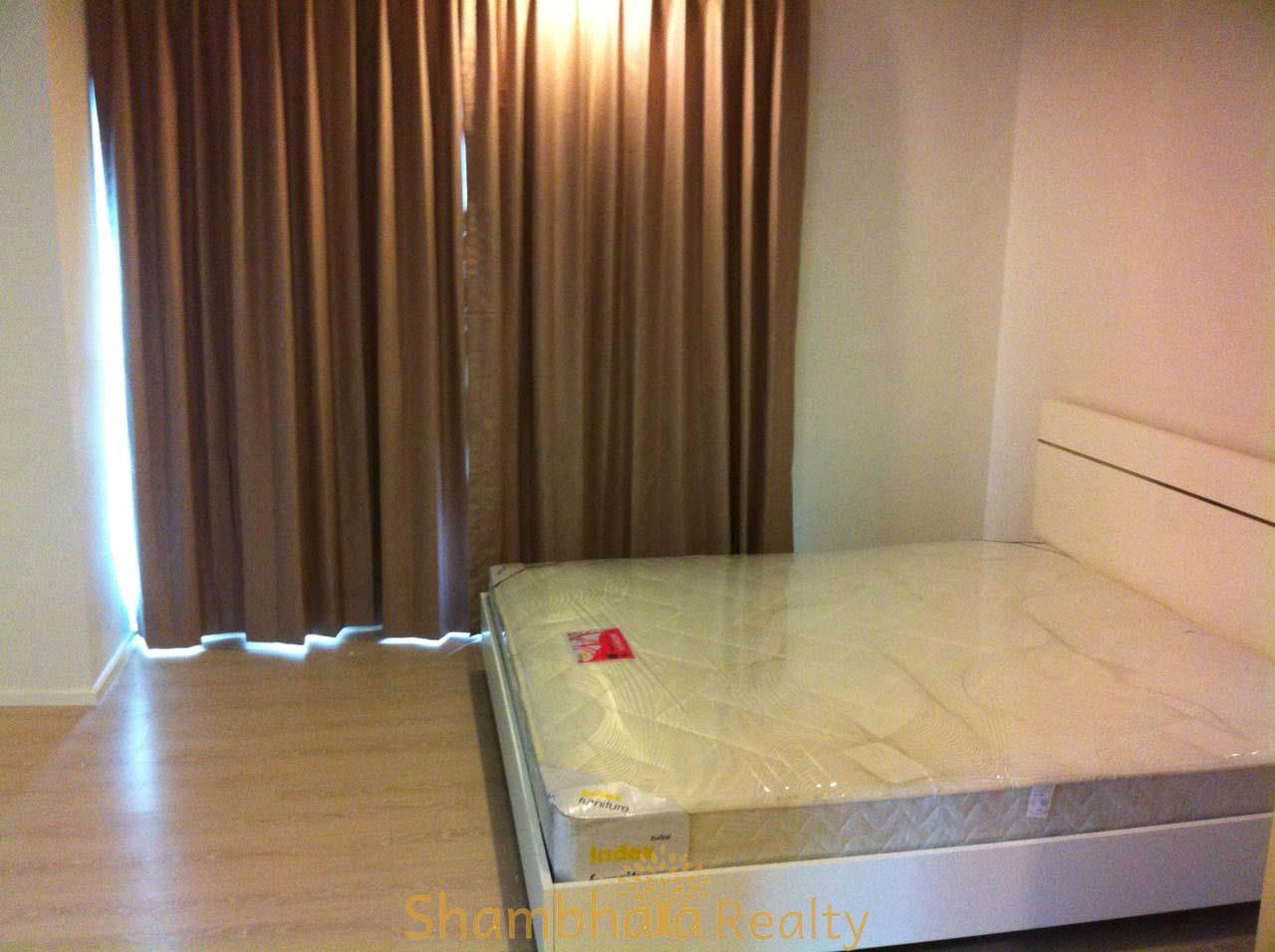 Shambhala Realty Agency's Aspire Rama 9 Condominium for Rent in Rama 9 2