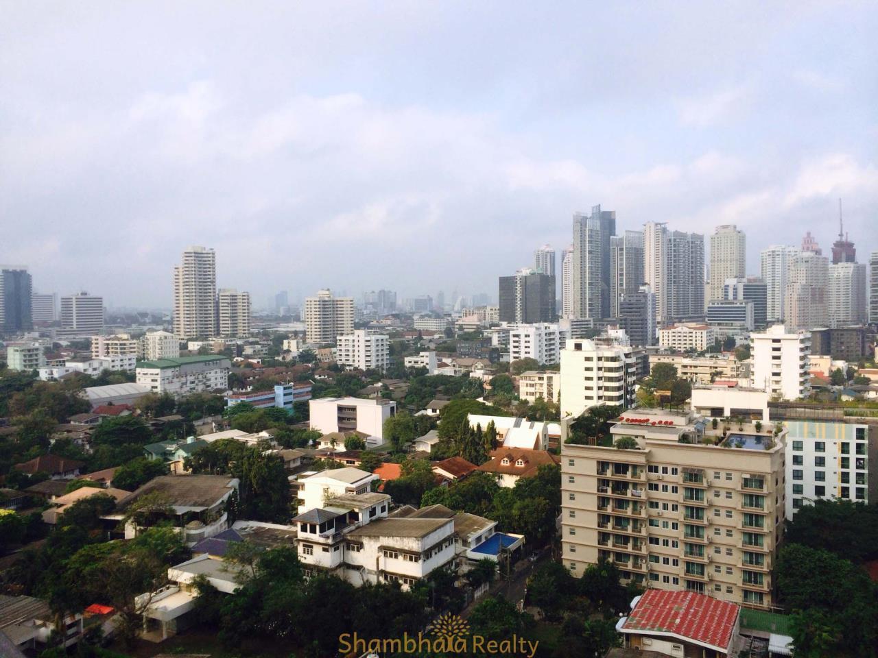 Shambhala Realty Agency's The Crest Sukhumvit 34 Condominium for Rent in Sukhumvit 34 7