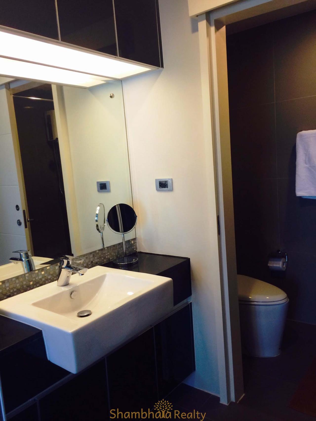 Shambhala Realty Agency's The Crest Sukhumvit 34 Condominium for Rent in Sukhumvit 34 5