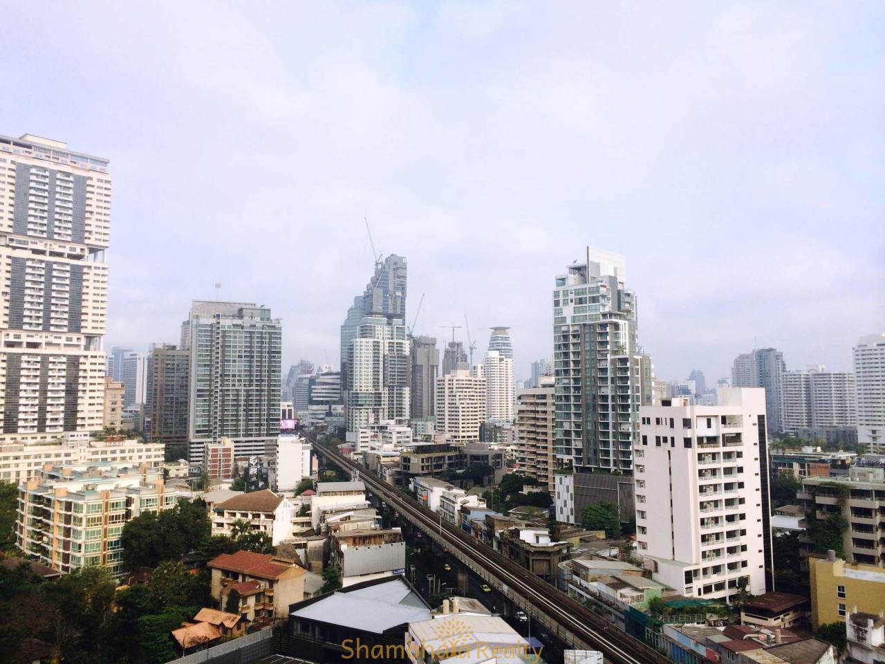Shambhala Realty Agency's The Crest Sukhumvit 34 Condominium for Rent in Sukhumvit 34 8