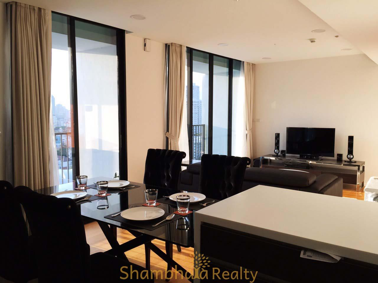 Shambhala Realty Agency's The Alcove Thonglor 10 Condominium for Sale/Rent in Sukhumvit 55 ( Thonglor 10 ) 5