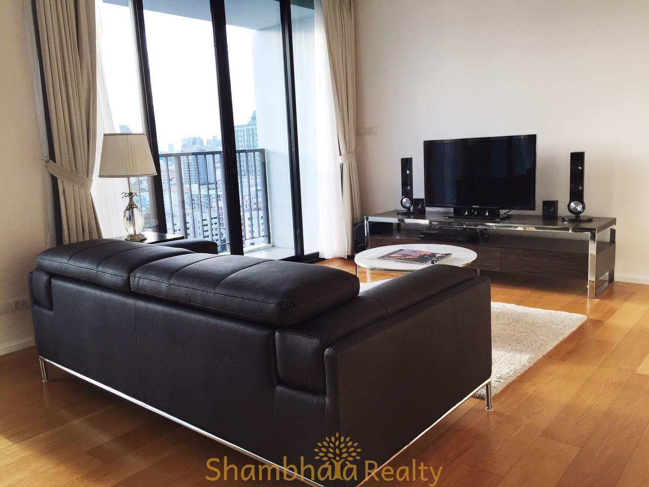 Shambhala Realty Agency's The Alcove Thonglor 10 Condominium for Sale/Rent in Sukhumvit 55 ( Thonglor 10 ) 12