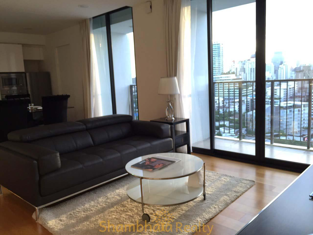 Shambhala Realty Agency's The Alcove Thonglor 10 Condominium for Sale/Rent in Sukhumvit 55 ( Thonglor 10 ) 6