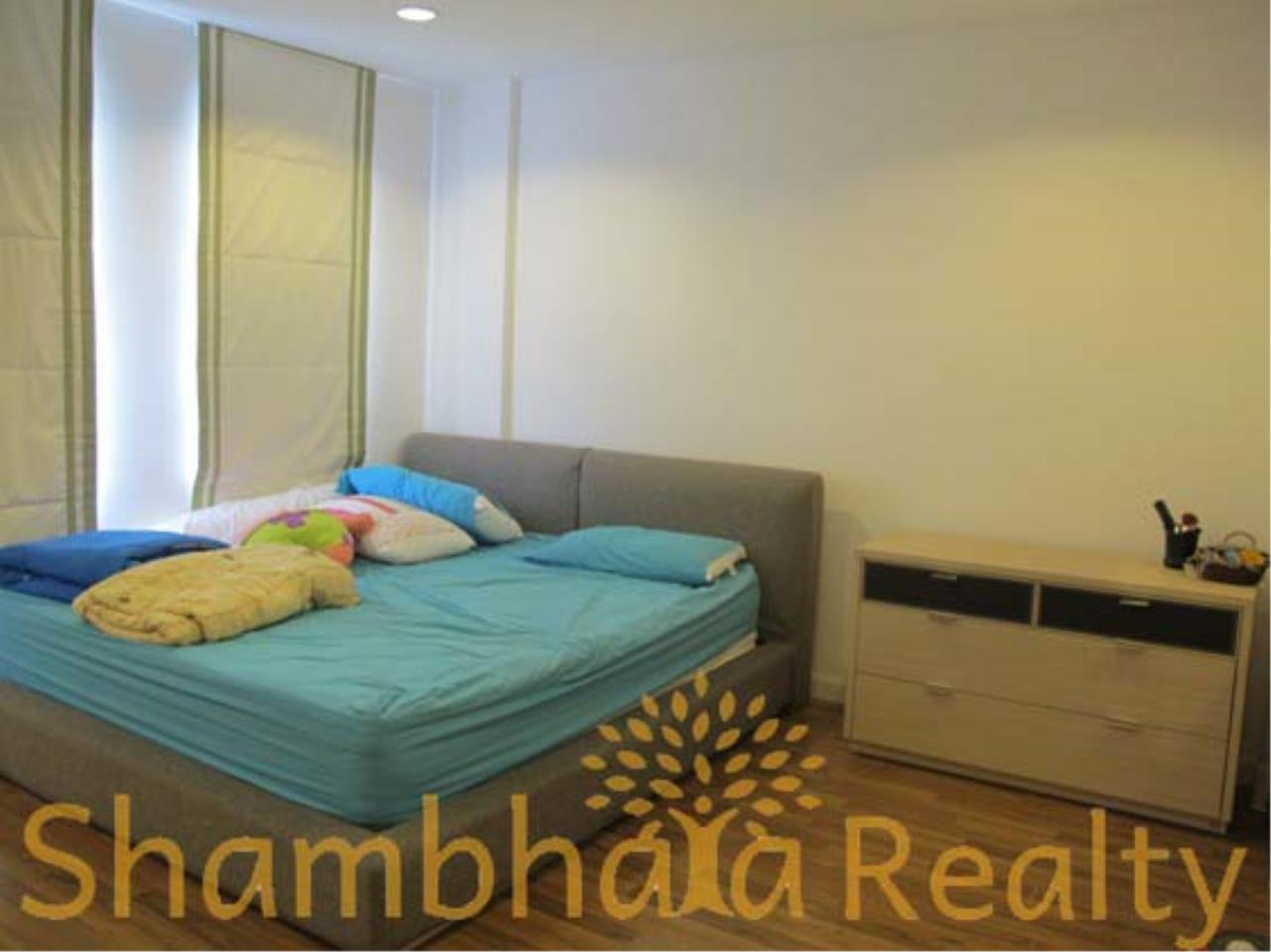 Shambhala Realty Agency's Plus City Park  Townhouse Condominium for Rent in Ramkhamheng 24 6