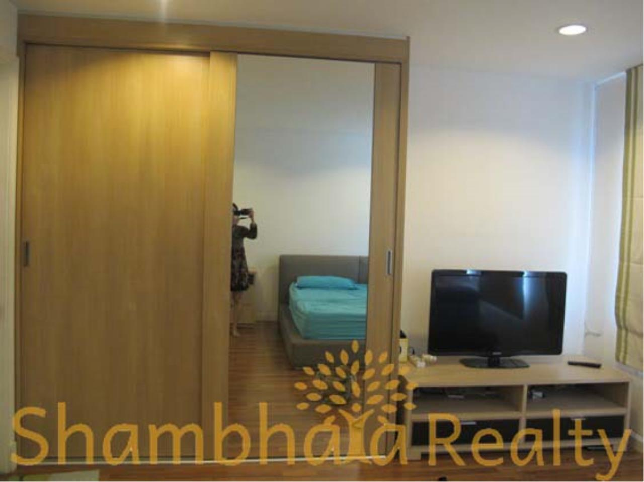 Shambhala Realty Agency's Plus City Park  Townhouse Condominium for Rent in Ramkhamheng 24 5
