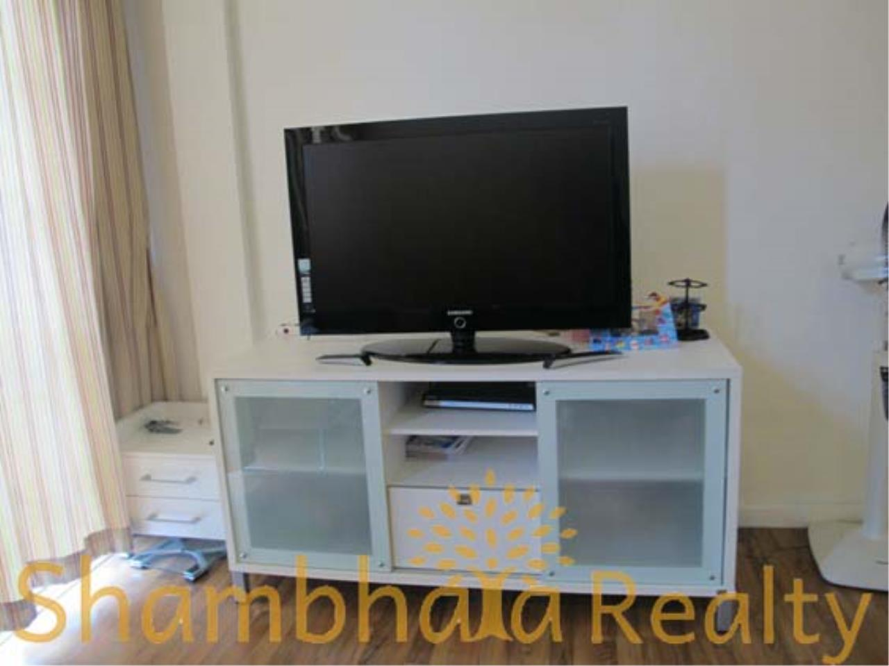 Shambhala Realty Agency's Plus City Park  Townhouse Condominium for Rent in Ramkhamheng 24 8